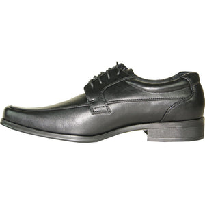 Logan - Black Oxford Dress Shoes-The Shoe Square