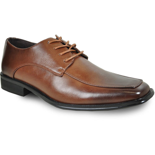 Hugo - Brown Oxford Dress Shoes-The Shoe Square