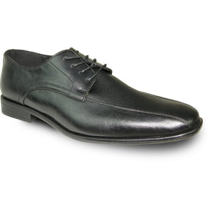 Hannes - Black Matte Oxford Dress Shoes-The Shoe Square
