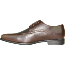 Load image into Gallery viewer, Hannes - Brown Matte Oxford Dress Shoes-The Shoe Square