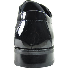 Load image into Gallery viewer, Kingston - Black Patent Formal Dress Shoes-The Shoe Square