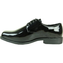 Load image into Gallery viewer, Venice - Black Patent Formal Dress Shoes-The Shoe Square