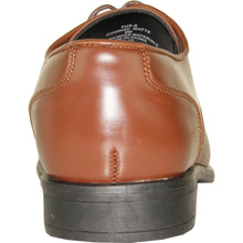 Load image into Gallery viewer, Tuscany - Cognac Matte Formal Dress Shoes-The Shoe Square