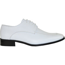 Load image into Gallery viewer, Milan - White Matte Formal Dress Shoes-The Shoe Square