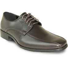 Load image into Gallery viewer, Parma - Brown Matte Formal Dress Shoes-The Shoe Square
