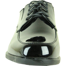 Load image into Gallery viewer, Prague - Black Patent Formal Dress Shoes-The Shoe Square