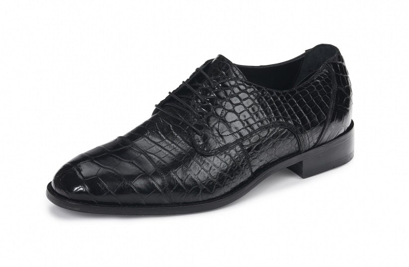 Adige Baby Alligator Dress Shoes by Mauri-The Shoe Square
