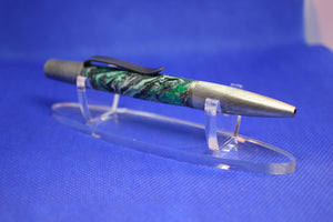 Ares Antique Silver Pen