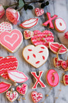 DIY: Sweet V-Day Cookies