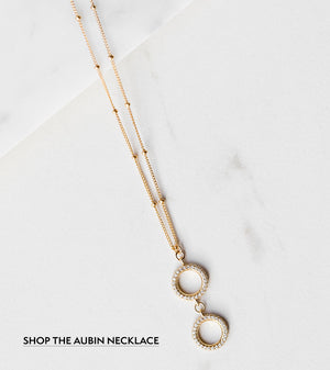 Two is Better than One: Shop the Aubin Necklace