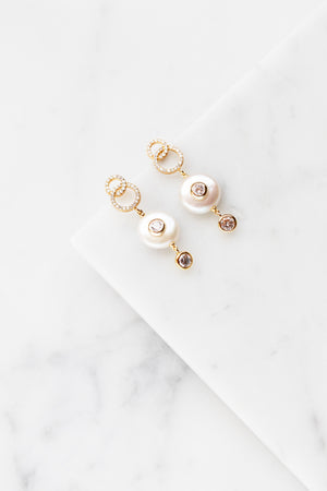 Cassia Earrings