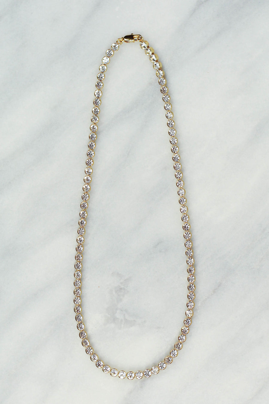 Avalon Tennis Necklace