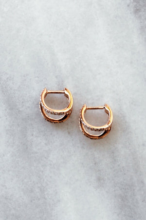 Tinge Earrings