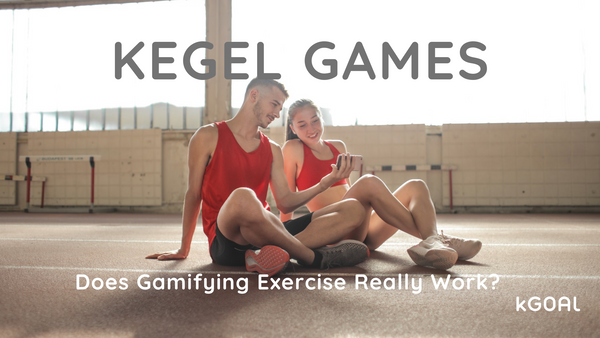 Kegel Games: Does Gamifying Pelvic Floor Exercise Work?