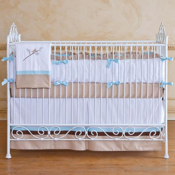 Charlie Crib Baby Bedding Set