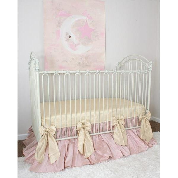 Mary Crib Baby Bedding Set