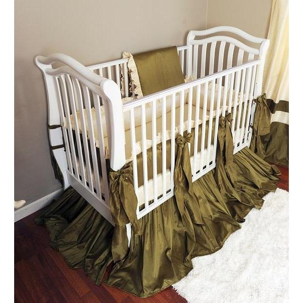 Papilon Crib Baby Bedding Set