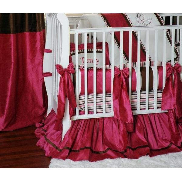Rosenberry Crib Baby Bedding Set