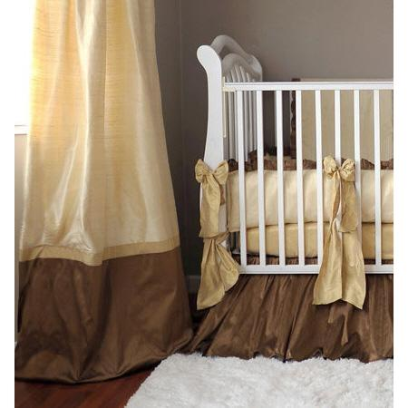 Vintage Crib Baby Bedding Set