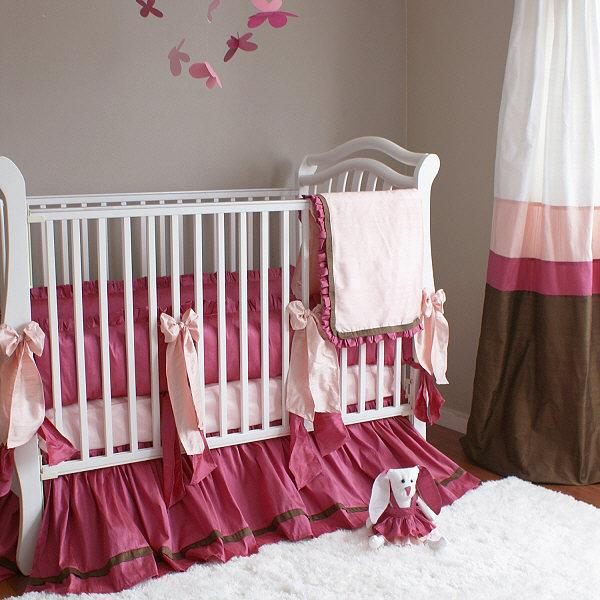 Madeline Crib Baby Bedding Set