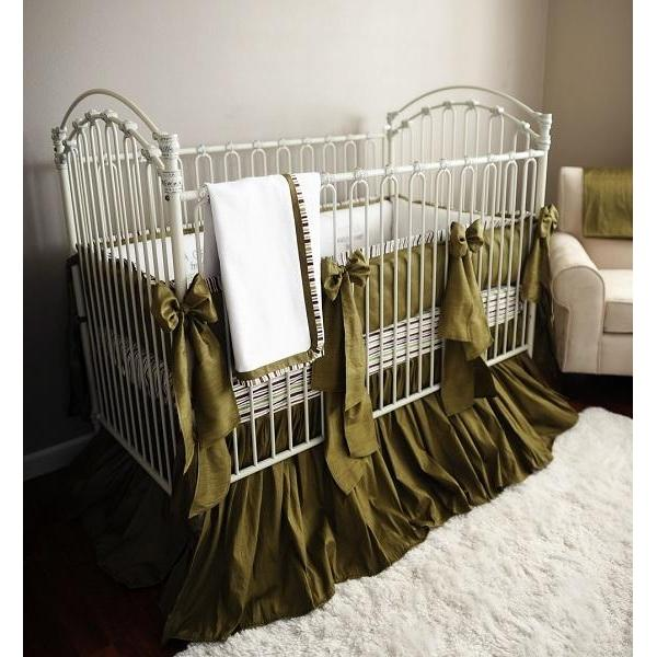 Noah Crib Baby Bedding Set
