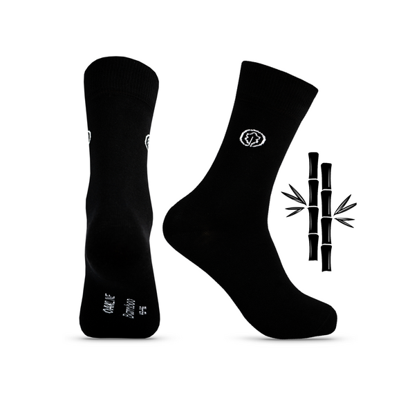 OAKLINE Bamboo Rebel Original Bambus Socken Damen- und Herrensocken - 6 Paar