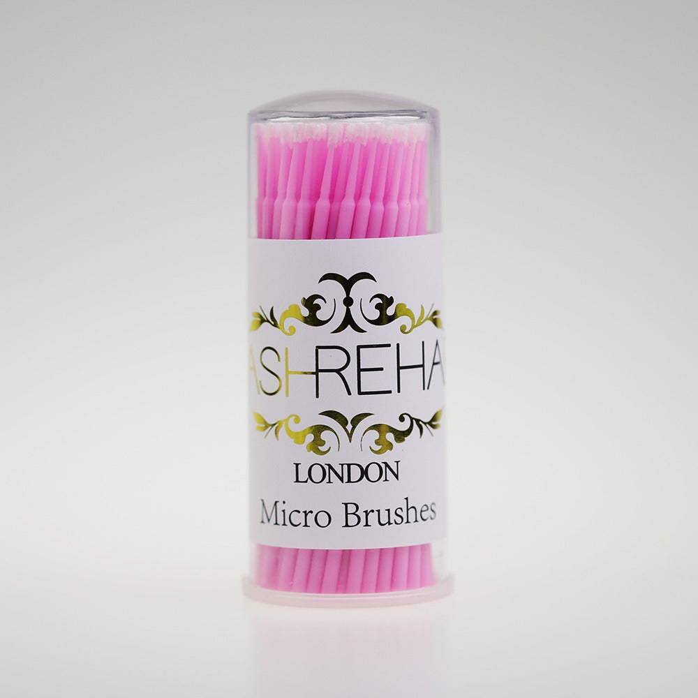 Pink Micro Brushes