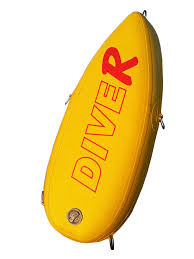 Dive R  inflatable floater