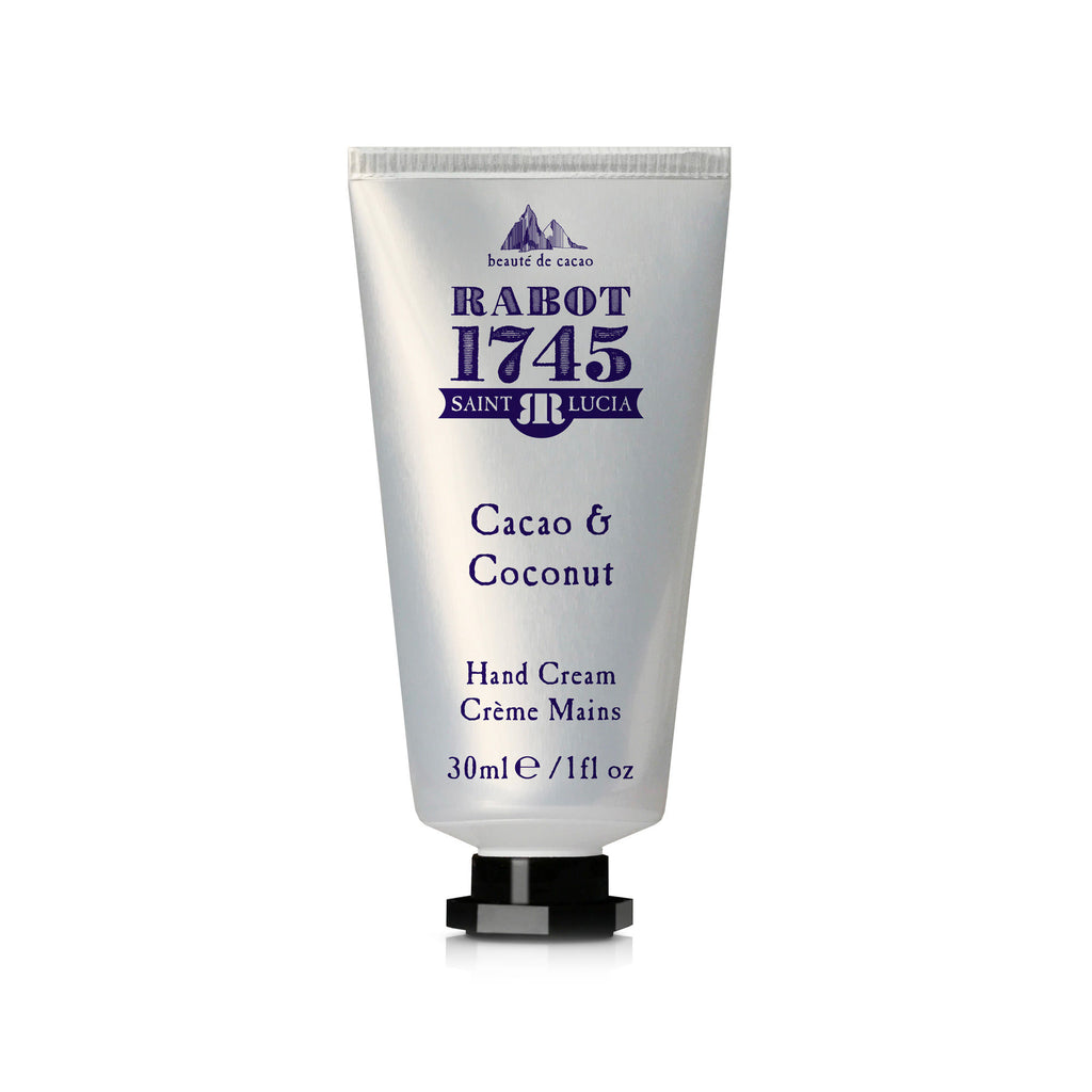Cacao & Coconut Hand Cream 30mL