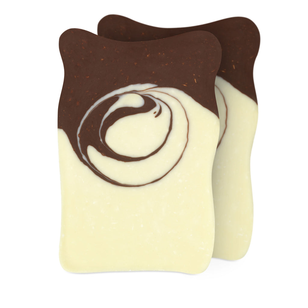Coconut & Coconut Chocolate Slab Selector