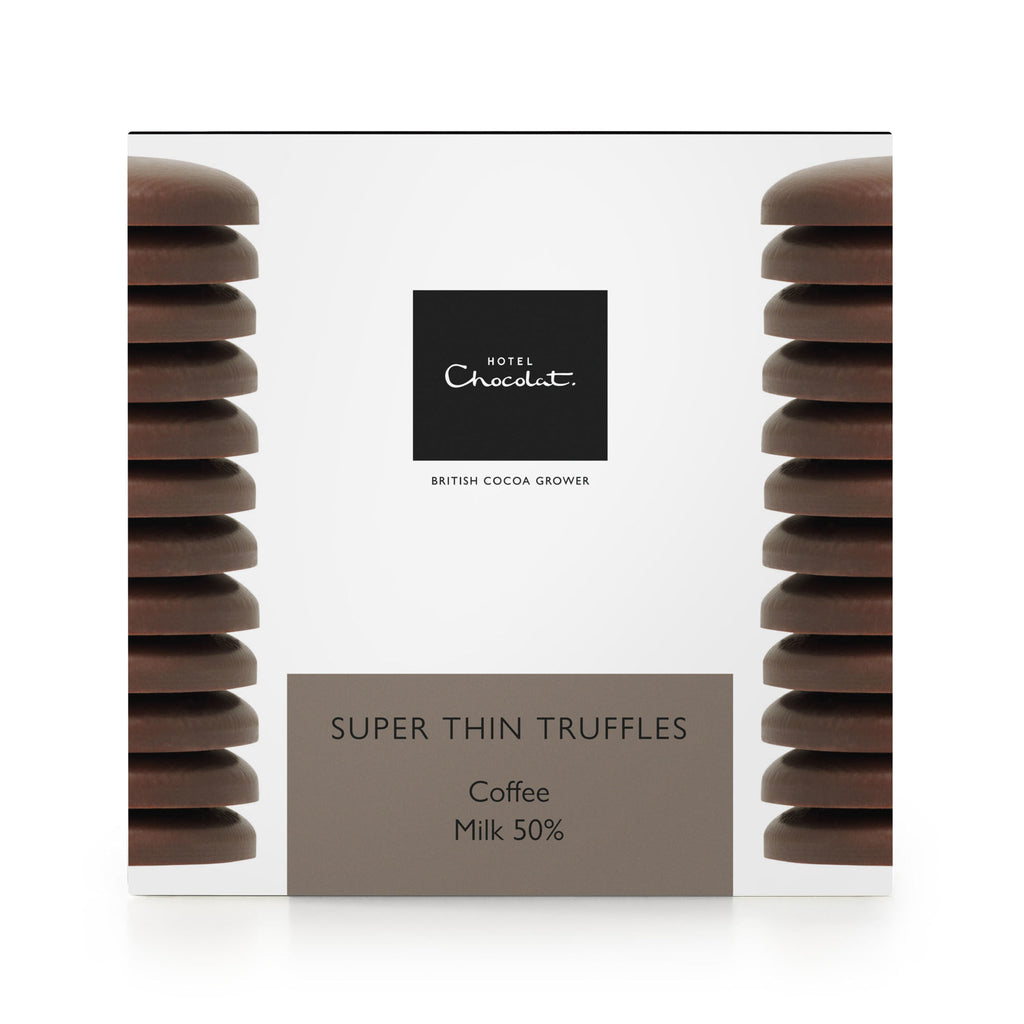 Super Thin Coffee Truffles