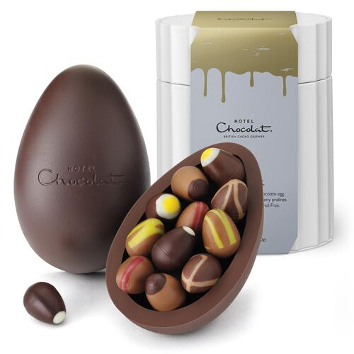 Extra-Thick Easter Egg - Just Milk Chocolate