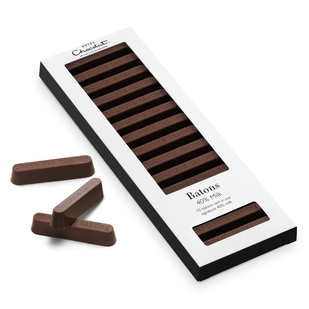 Batons - 40% Milk Chocolate