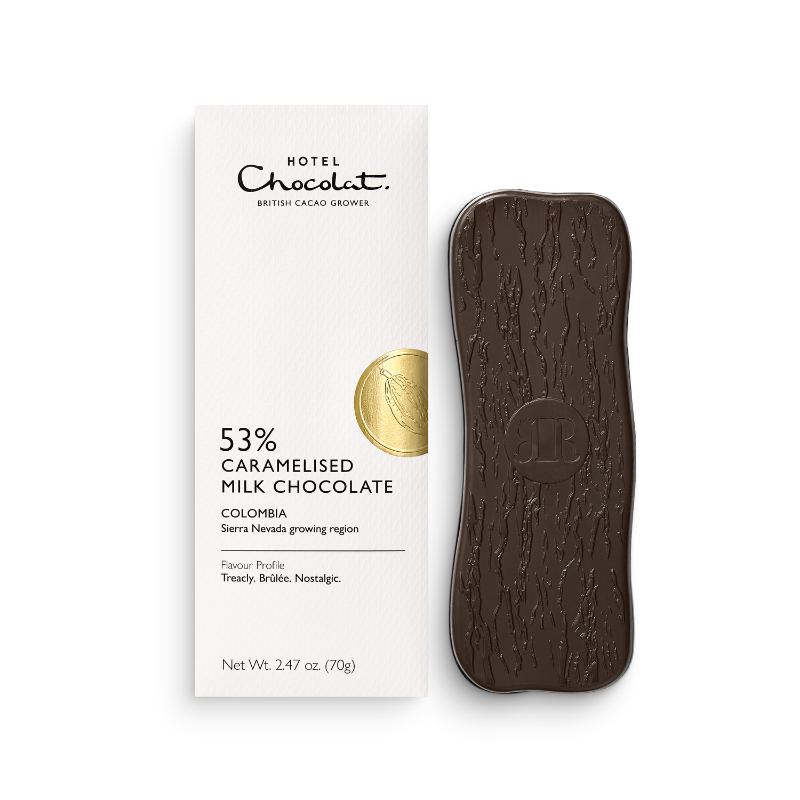 [Rare & Vintage Collection] Colombia 53% Caramelised Milk Chocolate (70g)