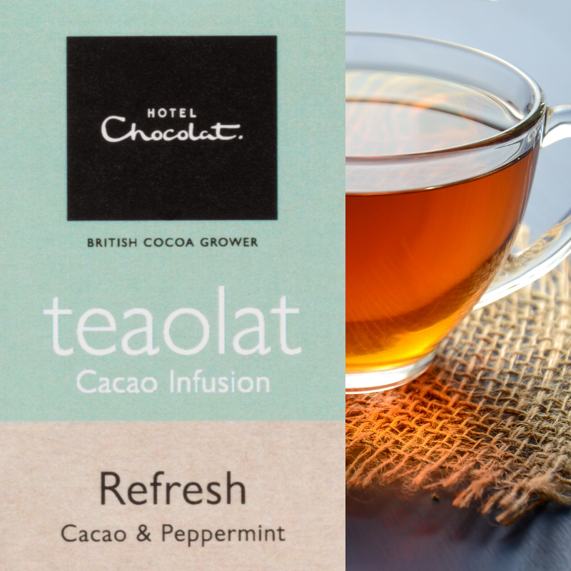 Refresh Teaolat - Cacao & Peppermint