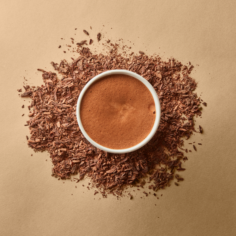 Milky 50% Hot Chocolate - Single Serves