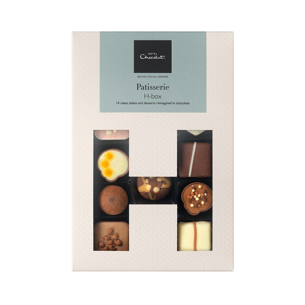 The Patisserie Chocolate H-box