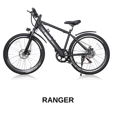 "26"" Ranger by Nakto eBikes - Sports Commuter e-Bike"