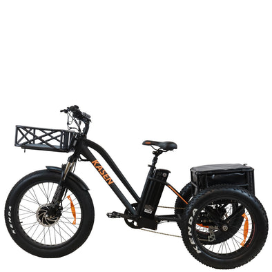 K-8.0 Trike by Kasen - 500 Watts Electric Tricycle