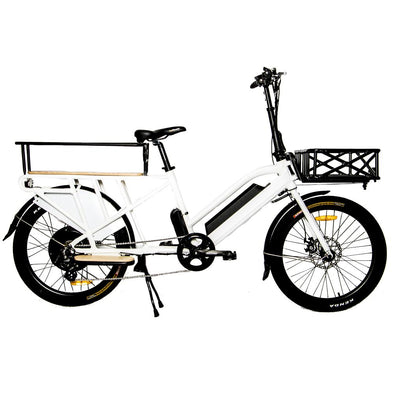 Electro XL Cargo Max - Heavy Duty Step Thru eBike