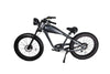 The Vintage Retro Cheetah by Civi Bikes - Classic Beach Cruiser Electric Bike