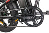 The Rebel Electric Bike by Civi Bikes - Fat Tire Mini Folding eBike