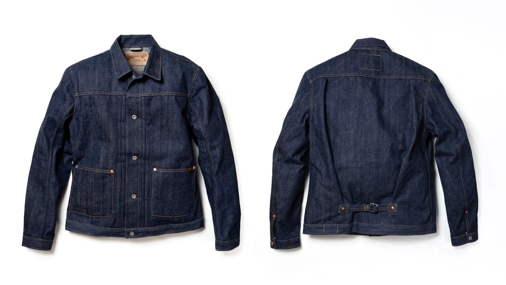BIG JOHN EXTRA ORGANIC DENIM XX6001 (080)