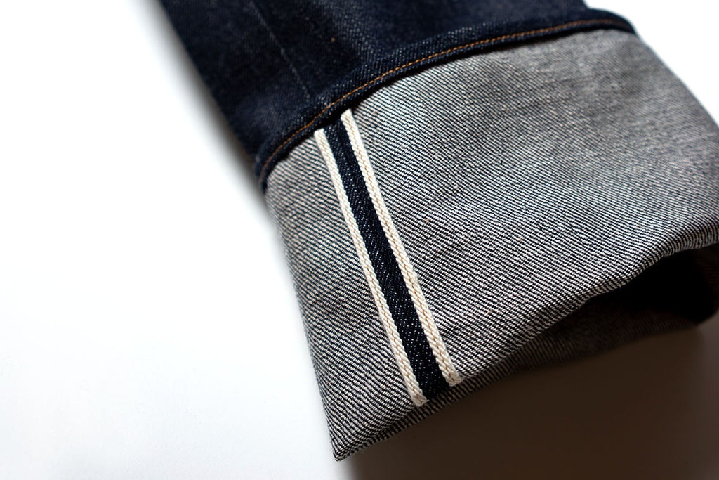 RARE SELVAGE セルビッチ Japanese Vintage