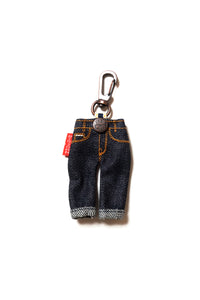 DENIM KEY HOLDER (Plain)