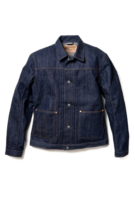 XX6001 (080) 80th MODEL DENIM JACKET
