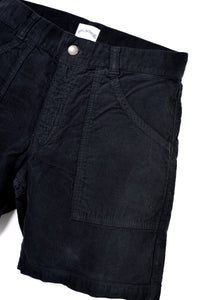 WR777M (61 Black) World Workers Beach Corduroy Shorts