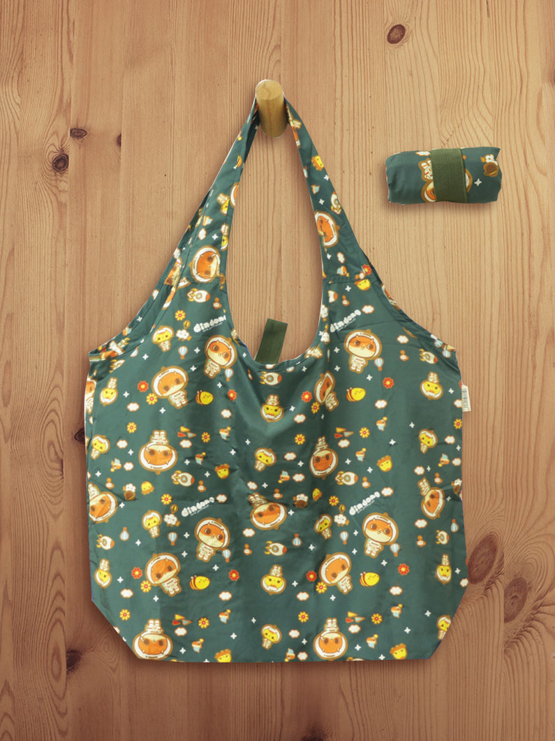 TOPFOREST-Din Dong Foldable Shopping Bag A08017