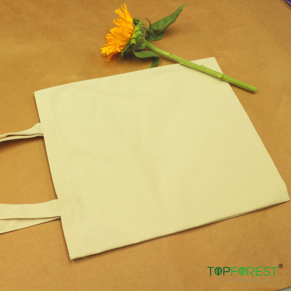 10pcs - Blank Cotton Canvas Bag Craft Class DIY Designer Tools
