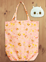 Foldable Shopping Bag White A18019